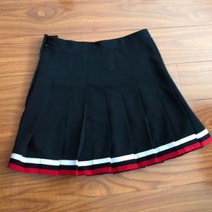 Vintage Pleated Cheerleader Skirt!